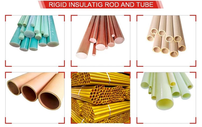 rigid insulating rod and tube